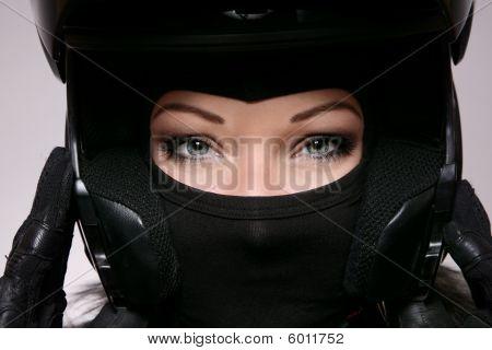 Motor-lady