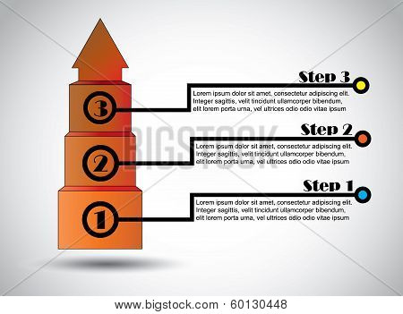 Success Steps Business Proposal Infographics Successful Growth