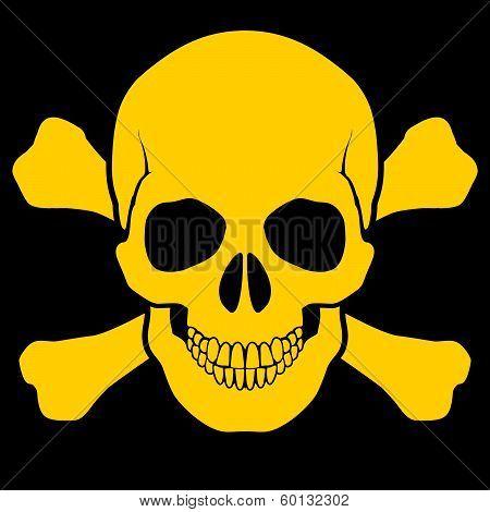 Skull and cross-bones