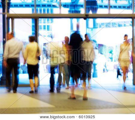 Shopping Mall Rush