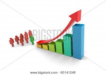 Investors Upward Trend Barchart