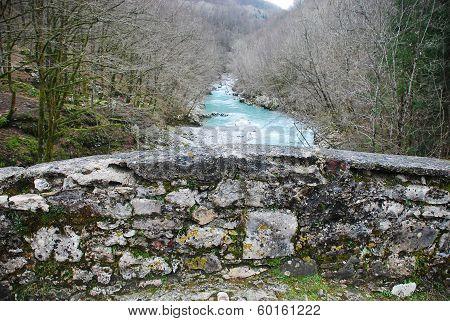 Napoleon Bridge In Slovenia