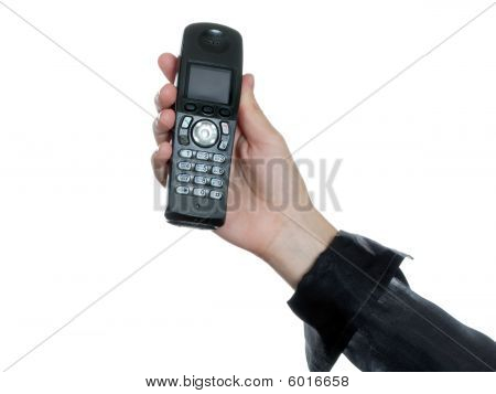Telephone In Hand