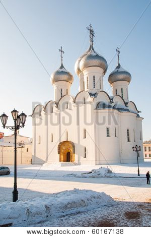 Saint Sophia Cathedral in Vologda
