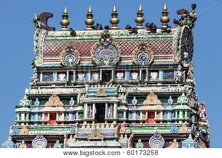 Sri Siva Subramaniya Swami Hindu Temple In Nadi
