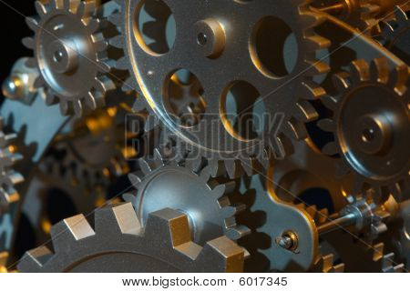 Part Of Gears.