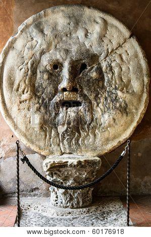 Bocca della Verita, Rome,Italy