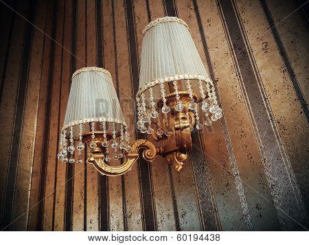 Retro Elegant Wall Lights