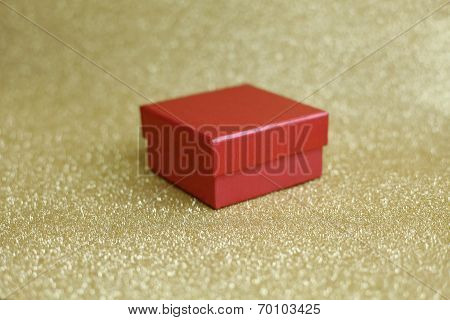 Red And Box