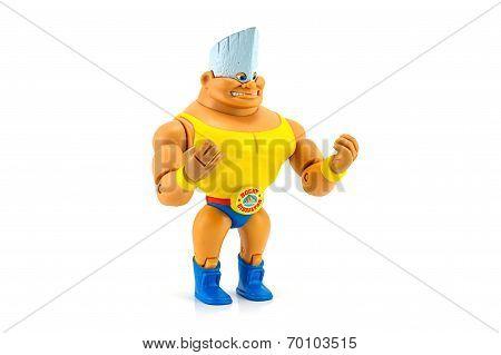 Rocky Gibraltar The Heavyweight Wrestler