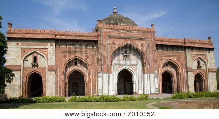 Purana Qila (Old Fort), New Delhi