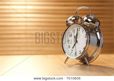 Early Morning Alarm Clock