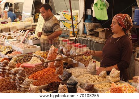 Turkish market