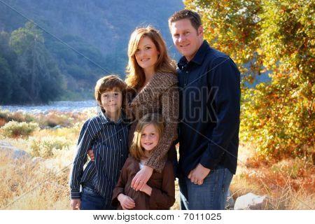 Autumn Family