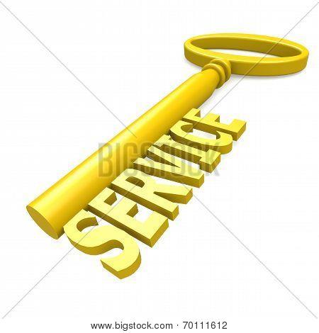 Key To Service