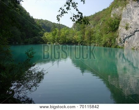 Plitvice Lakes, National Park, Croatia, Unesco