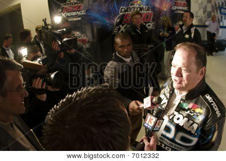 Nascar:  February 15 Daytona 500