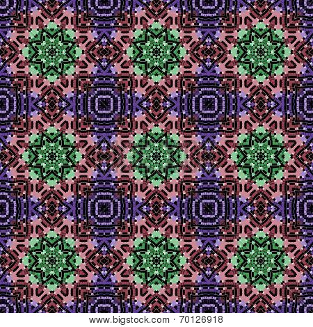 Seamless deacorative pattern