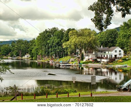 Little York Lake