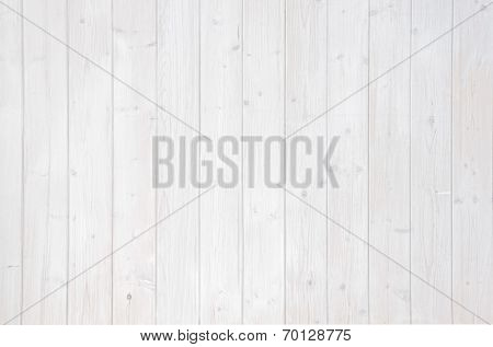 Wooden Planks Light Grey With Vertical Lines