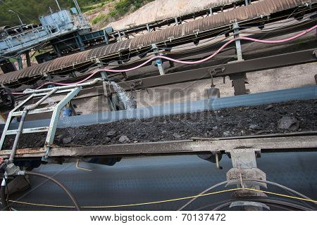 coal transportation line