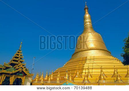Shwemawdaw Pagoda. Bago. Myanmar.