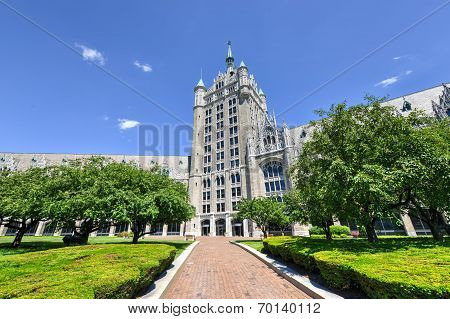 Suny System Administration Building