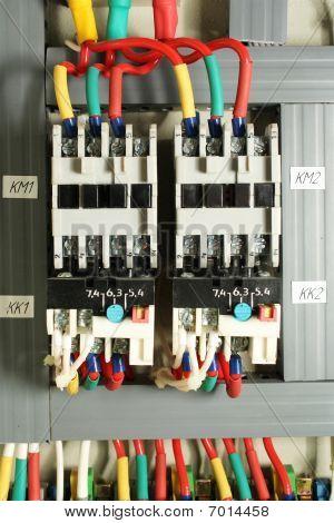 Electric Actuators.