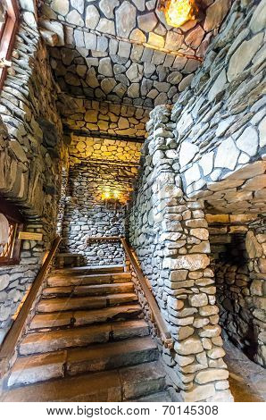 Gillette Castle Stairs