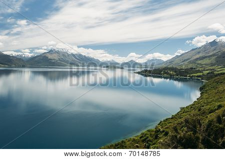 Lake Wakatipu New Zealand