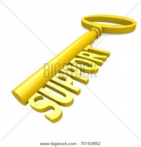 Key To Support