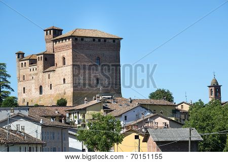 Grinzane Cavour (langhe, Italy)