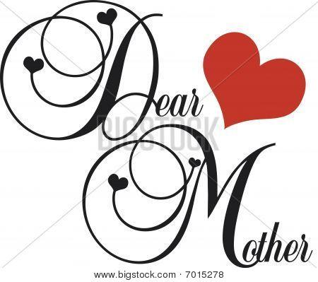 dear mothers