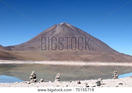 Lincancabur Volcano