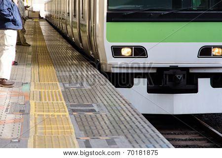 Tokyo Commuter Train