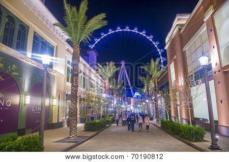 The Linq Las Vegas