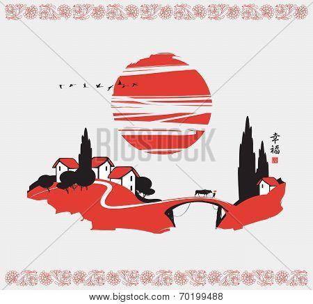 Landscape china