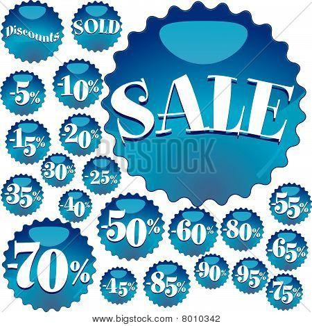 Sale badges