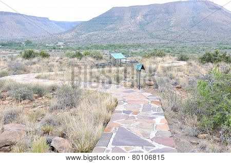 Fossil Trail In The Karoo National Park