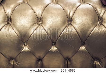 Sepia english genuine leather upholstery, background