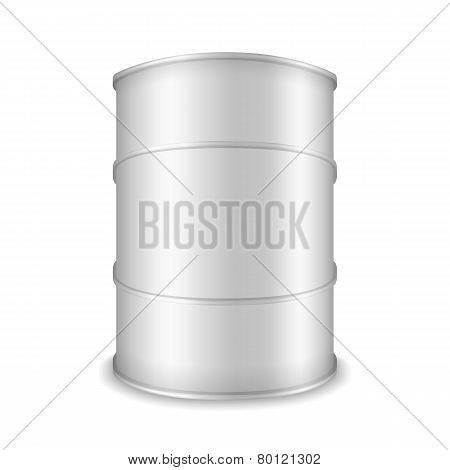 White Barrel