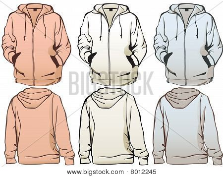 Set of Sweatshirts