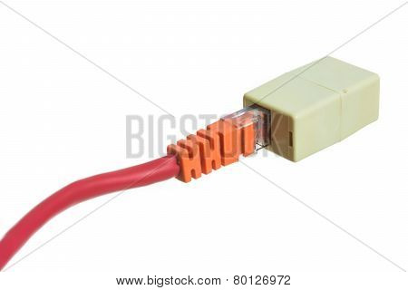 Network Cable With Rj45 Isolate