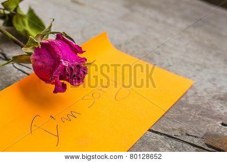 Rose Condolences