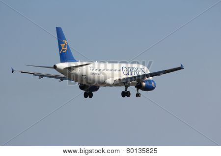 Cyprus Airways A320