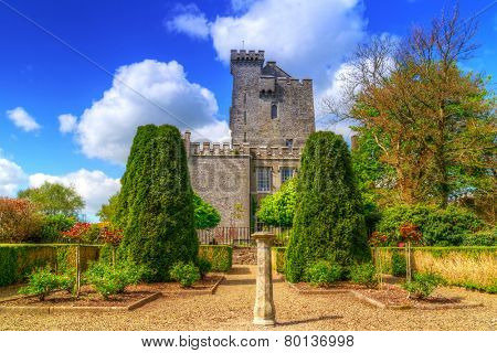 Knappogue Castle in Co. Clare, Ireland
