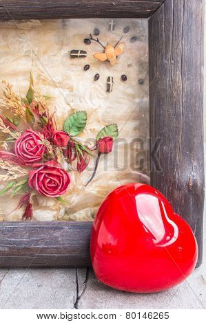 Heart And Frame