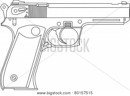 Drawing A Pistol
