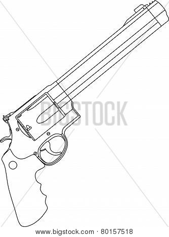Drawing A Revolver