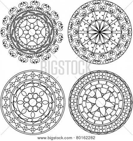 Circular Pattern (Mandala)